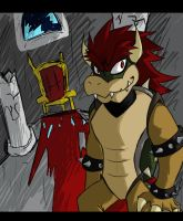 King Koopa by SnazzyChipz
