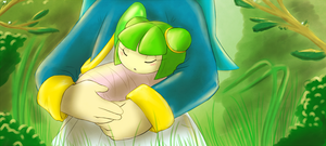 3. Seedling by hayleigh