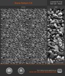 Stone Pattern 3.0 by Sed-rah-Stock