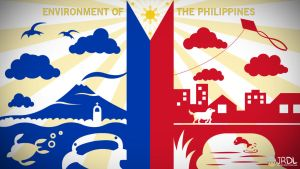 Environment of the Philippines by jrdl30
