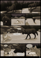 The Wolves Of Chena Page 15 by SimplePlan007