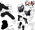 Lan Fan: Cosplay Reference by Kh-r-r-r-r-r