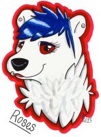 Traditional Bust Commission For Superkeil. by That-Red-Panda