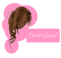 [MMD] ELEGANT PONYTAIL [+DL] by Sims3Ripper