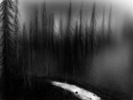 troll forest 2 by IvyI