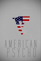 American Psycho poster 3 by SpaceDelusion