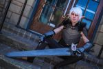Fenris- Lost Cause by twinfools