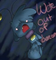 we're out of bacon by chezeyfood