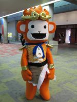 Fanime 2010 - Monkey King by Cosphotos