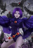 Raven by gin-1994