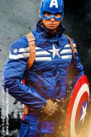 Captain America by Projeto-Cosplay