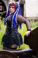 cybergoth by puppetmissing