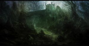 House Of Solitude by Narandel