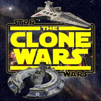 Clone Wars Cover 2 by HonorableBaldy