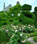 Levens Hall Gardeners Cottage by Forestina-Fotos