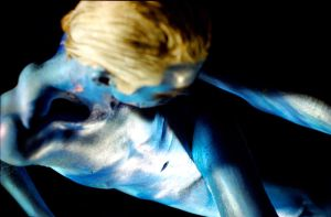 JM  body painting by Meddling-With-Nature