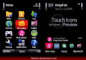 Touch Icons Coming Soon by Flahorn