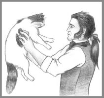 Javert and the Cat [TMM0] by ThreshTheSky