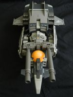 Gundam G Armor - Front View by xIGetUm