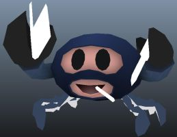 WIP-Spy Crab misc item by Ryu-Gi