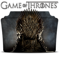 Game Of Thrones - Folder Icon by RST-420