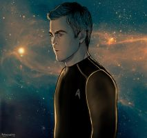 James Kirk by EphemeralKing