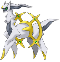 Arceus: Sprite-Based by Xous54