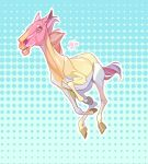 Candy horse by Yuliandress