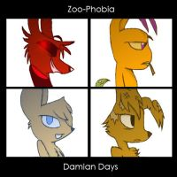 Zoophobia - Damian Days (PLANNED FOR REDUX) by GenoTheCreeper