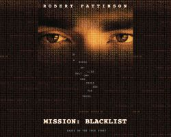 Robert Pattinson new movie-Mission:Blacklist Promo by Maysa2010