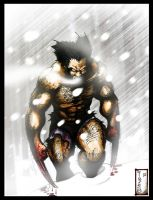 Wolverine Blues by Tatong