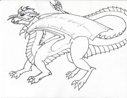 unamed dargon doodle by drakeo1liveson