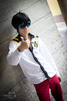 .:Staz - the cool guy:. by SecondImpactCosplay