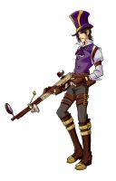 male Caitlyn by MuscleFace