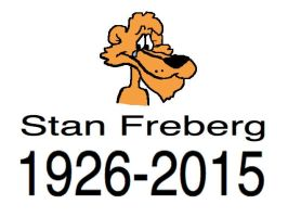 Stan Freberg's death by brazilianferalcat