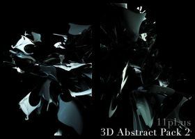 3d Abstract Render Pack 2 by 11plus