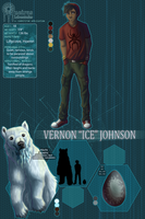 PDL: Vernon 'Ice' Johnson by GrolderArts