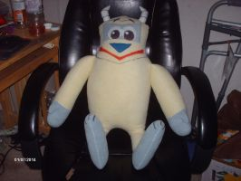 life sized Bentley 2 by PlushBuddies