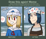 Draw it again w/ Ross by Quilofire
