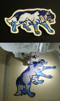 Patch commission: Hoshi by goiku