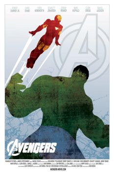 The Avengers (1 of 3) by OllieBoyd