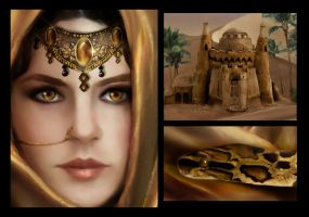 The Snake Charmer Details by Tammara