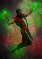 Ermac by Blackknight1987