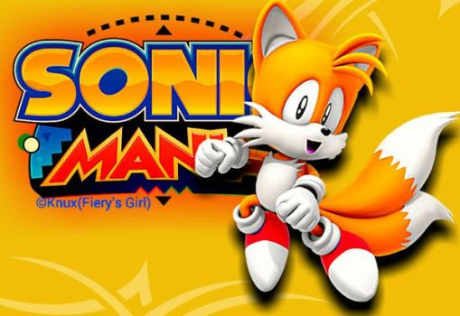 Sonic Mania - Tails Wallpaper  by Knuxy7789