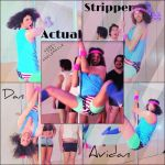 Stripper!Danny by WLiiALuv4Ever