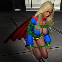 S Girl in kryptonite chains by member9