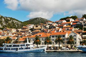 Colours of Hvar Town 1 by wildplaces