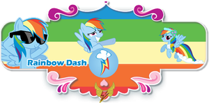 Rainbow Dash Season 3 Sig by egallardo26