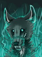 Chained to be like this by ShatteredMirrorWolf