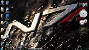 N7 desktop by KraeHi